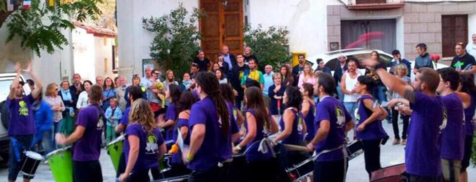 La escuela Samba da Praça