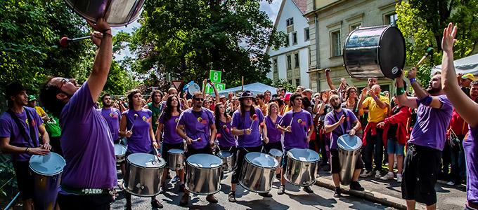 Quienes somos Samba da Praça