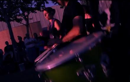 Samba a la calle - Samba da Praça Utebo